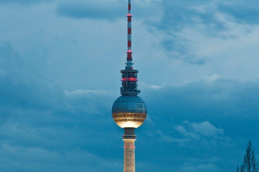 Fernsehturm Berlin DVB-T2 Umstellung Antennen-Fernsehen
