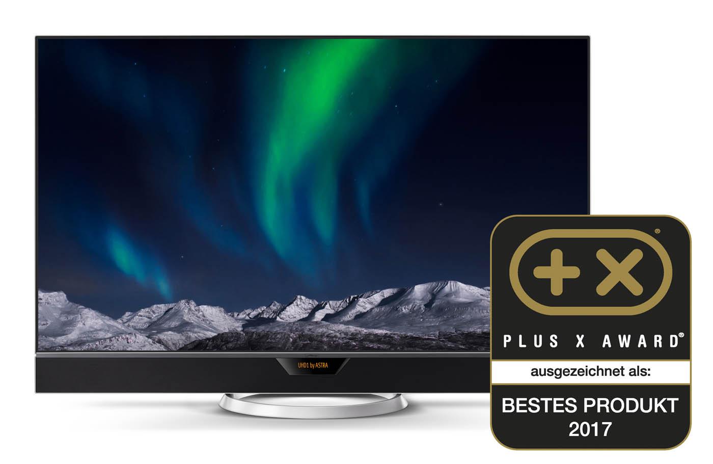 Plus X Award: Metz Novum bester OLED-TV 2017