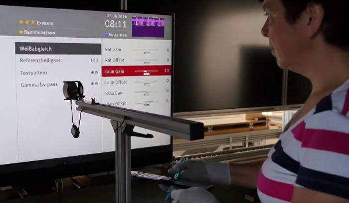 Qualitätssicherung bei Metz TV