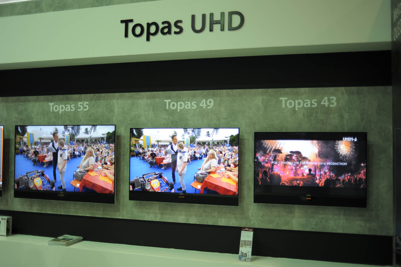 Metz Topas UHD-TV HDR IFA 2017