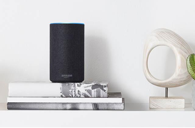 Amazon Echo mit Sprachsteuerung Alexa