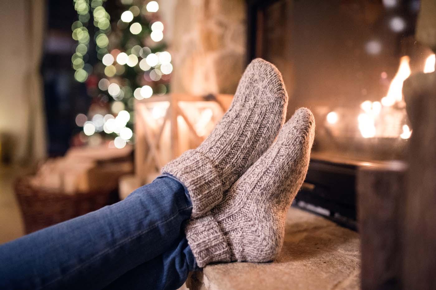 Deutsche schauen im Winter viel mehr fern
