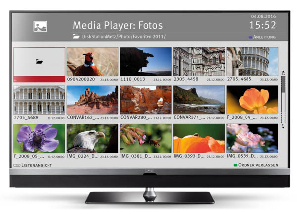 Metz Planea Media Player