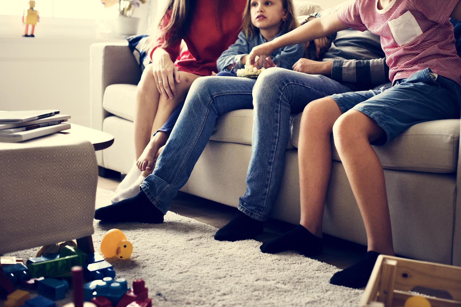 Fernseher in deutschen Haushalten