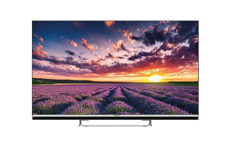 METZ blue Q36 Android TV UHD - leuchtende Farben