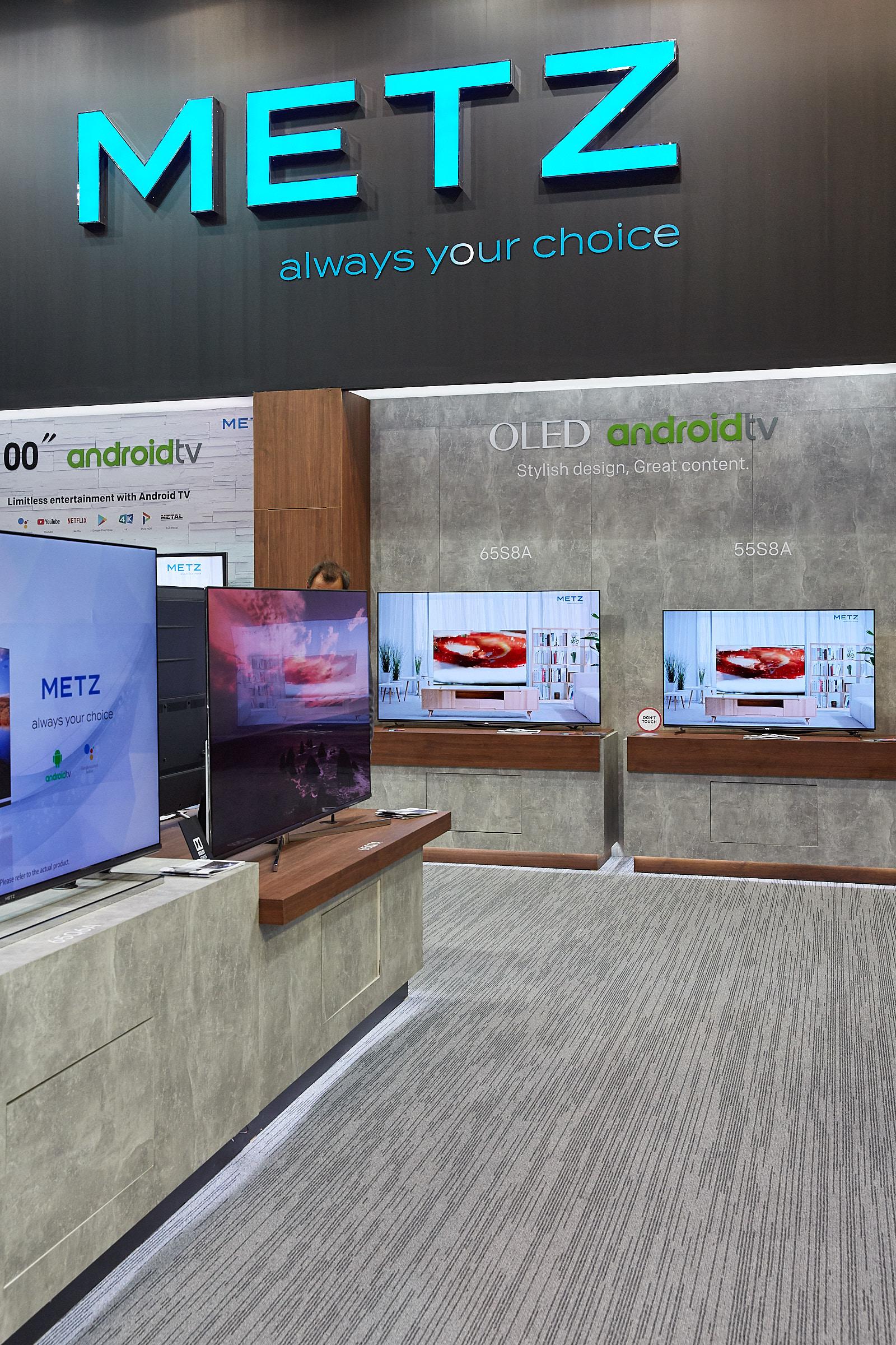 METZ blue Midrange UHD TVs