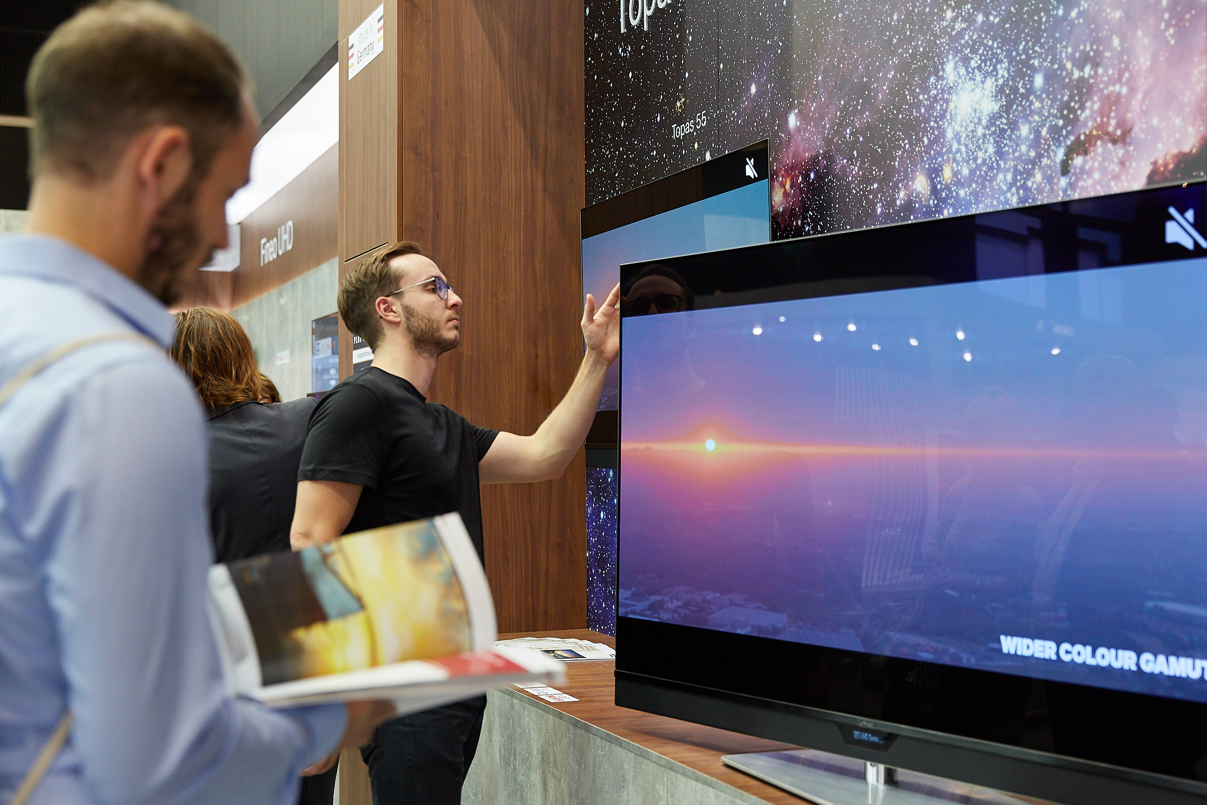 Metz 4K OLED TV Topas