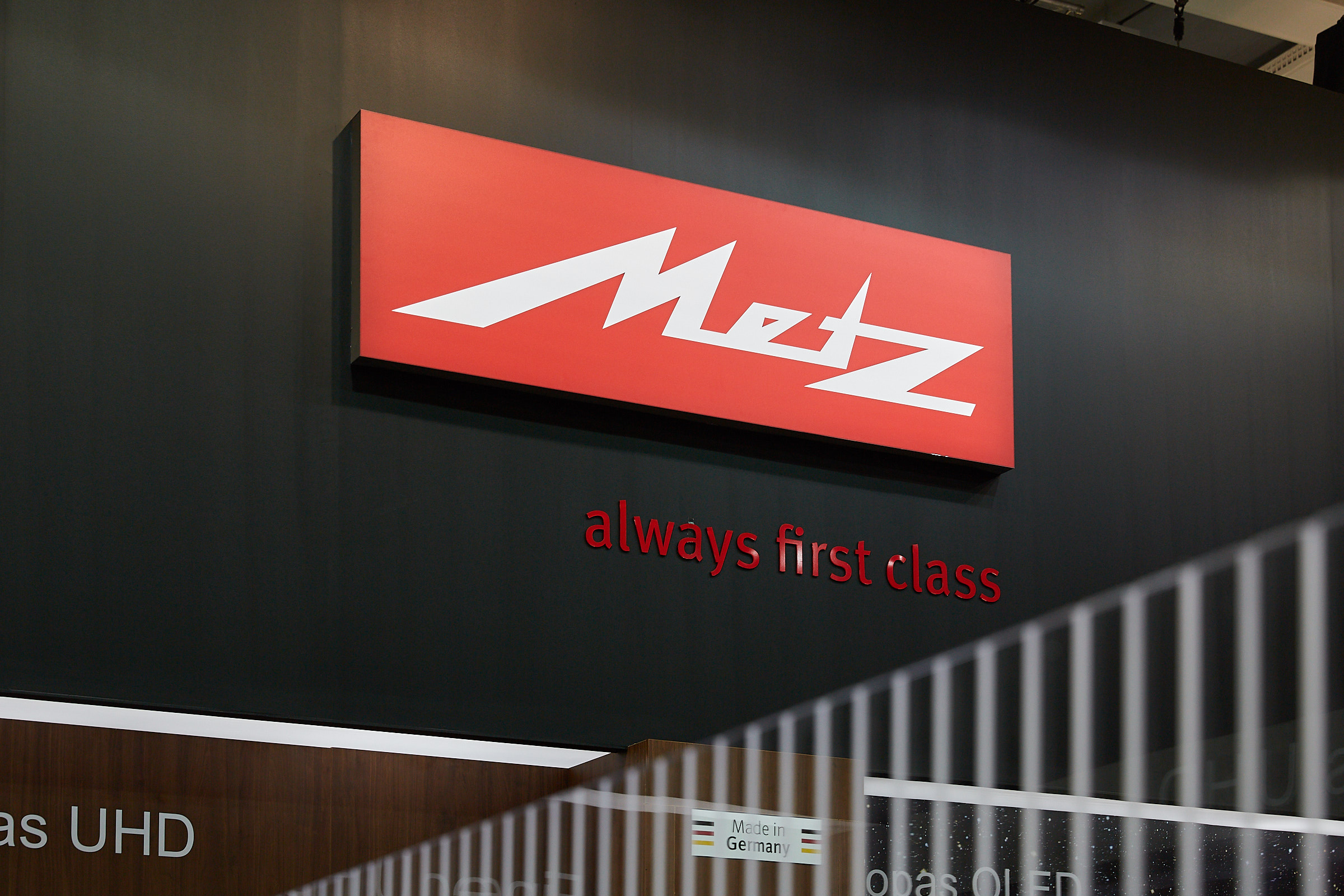 Metz Classic Plus X Award - Beste TV-Marke 2019