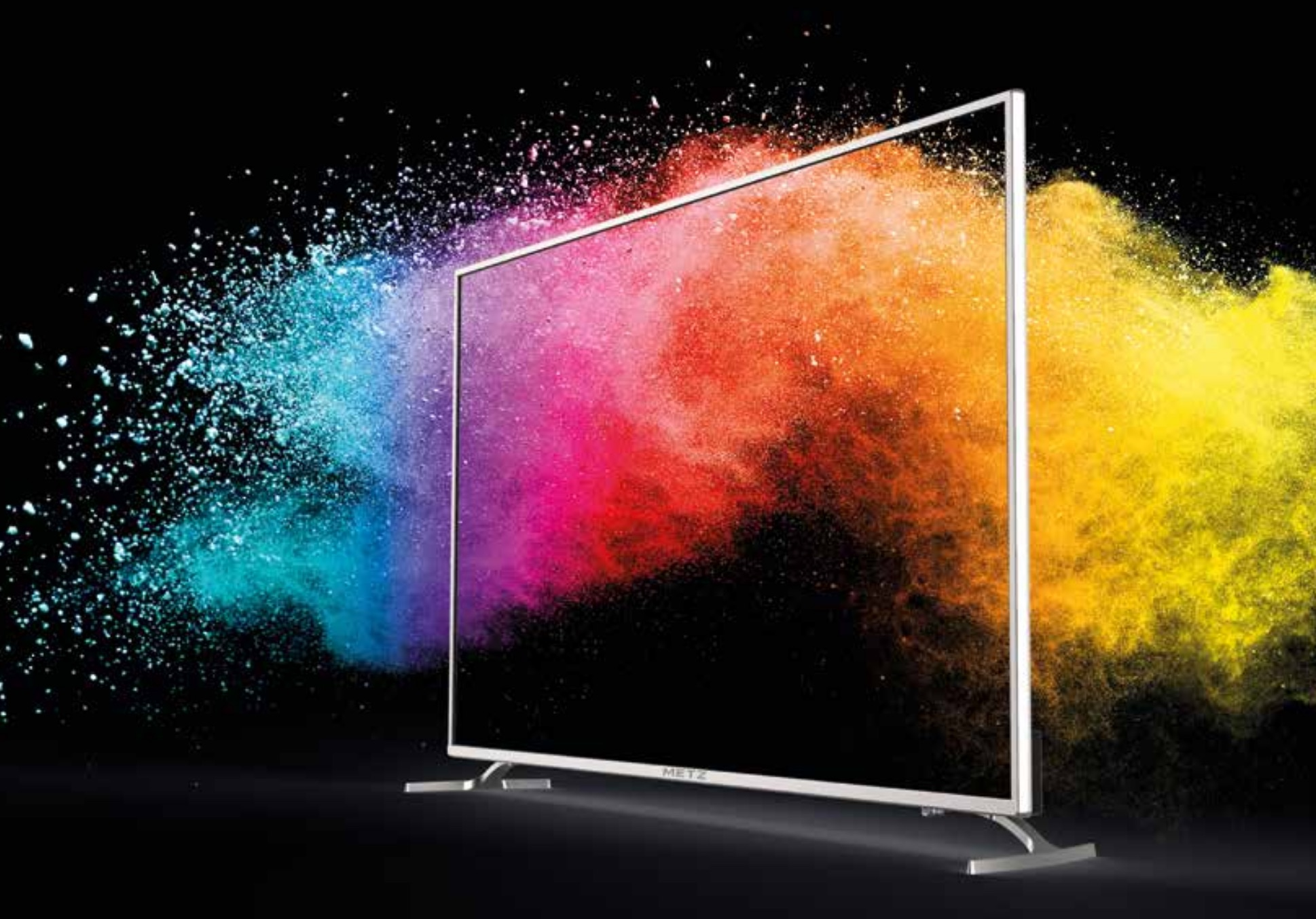 Metz blue UHD TV