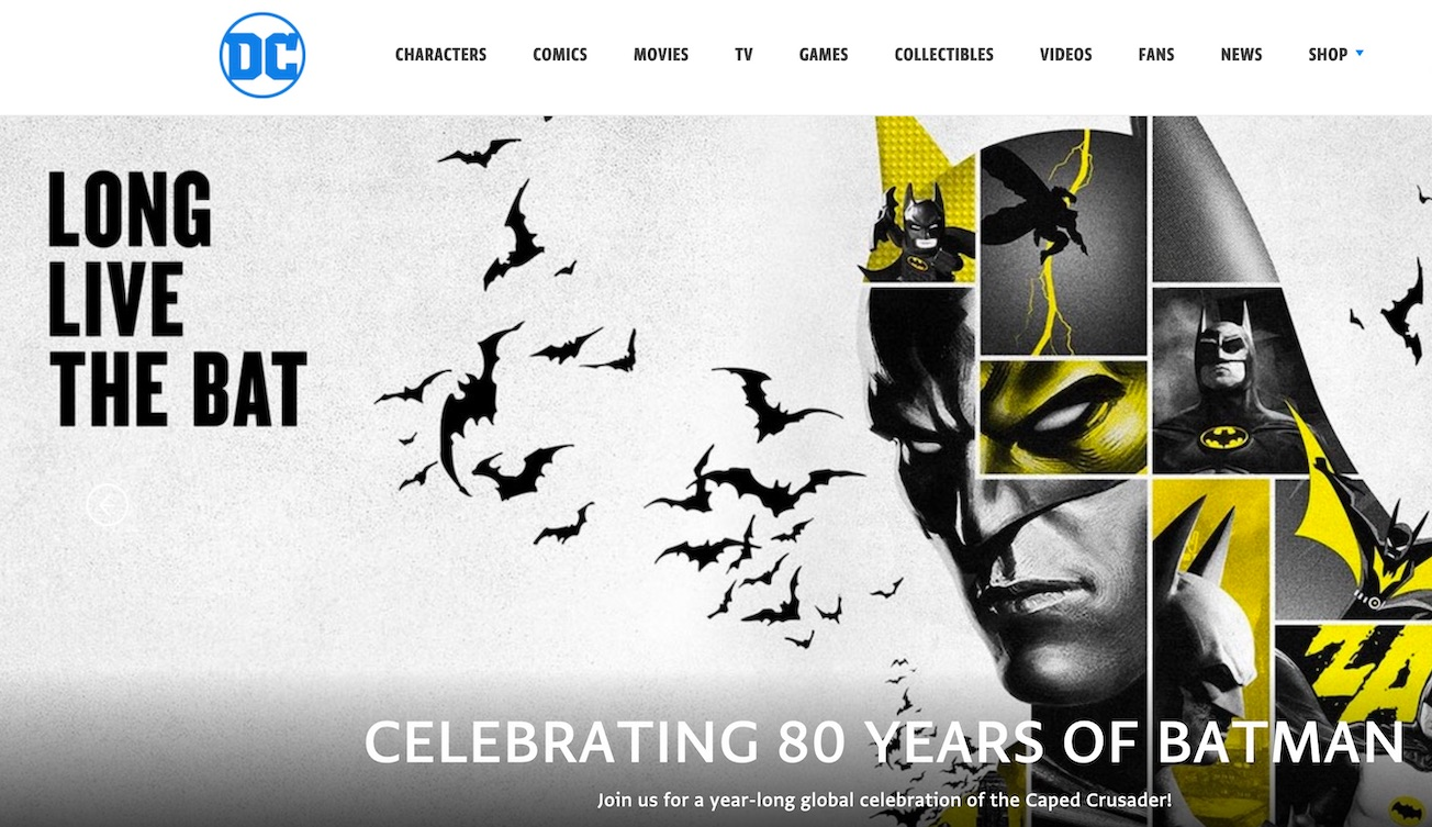 Long live the Bat - 80 Jahre Batman