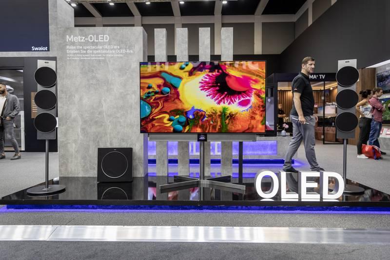 METZ OLED TV IFA 2019