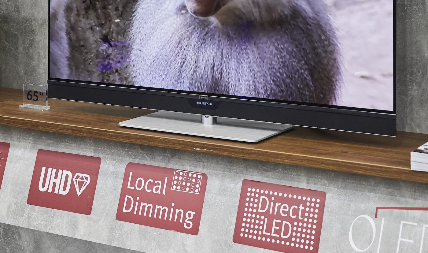 Neue Metz Classic TV kommen mit 100-Hz-Panel und Local Dimming