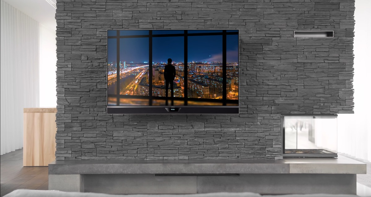 Erstklassig Fernsehen Metz Classic OLED UHD TV
