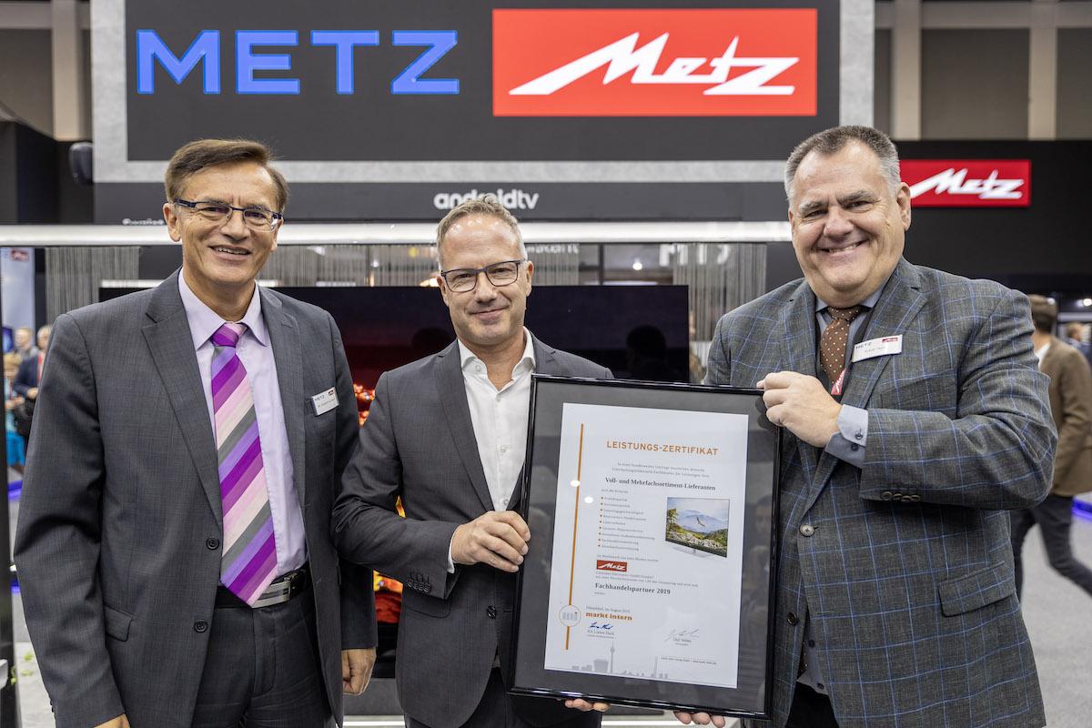 Metz TV - Deutschlands bester Fachhandelspartner
