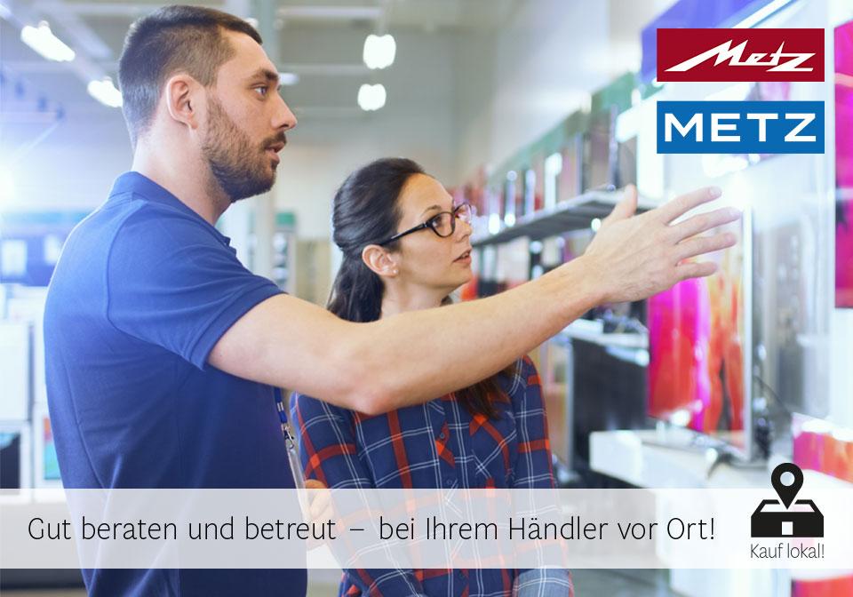 Metz - Kauf lokal Corona Kampagne und Webinare