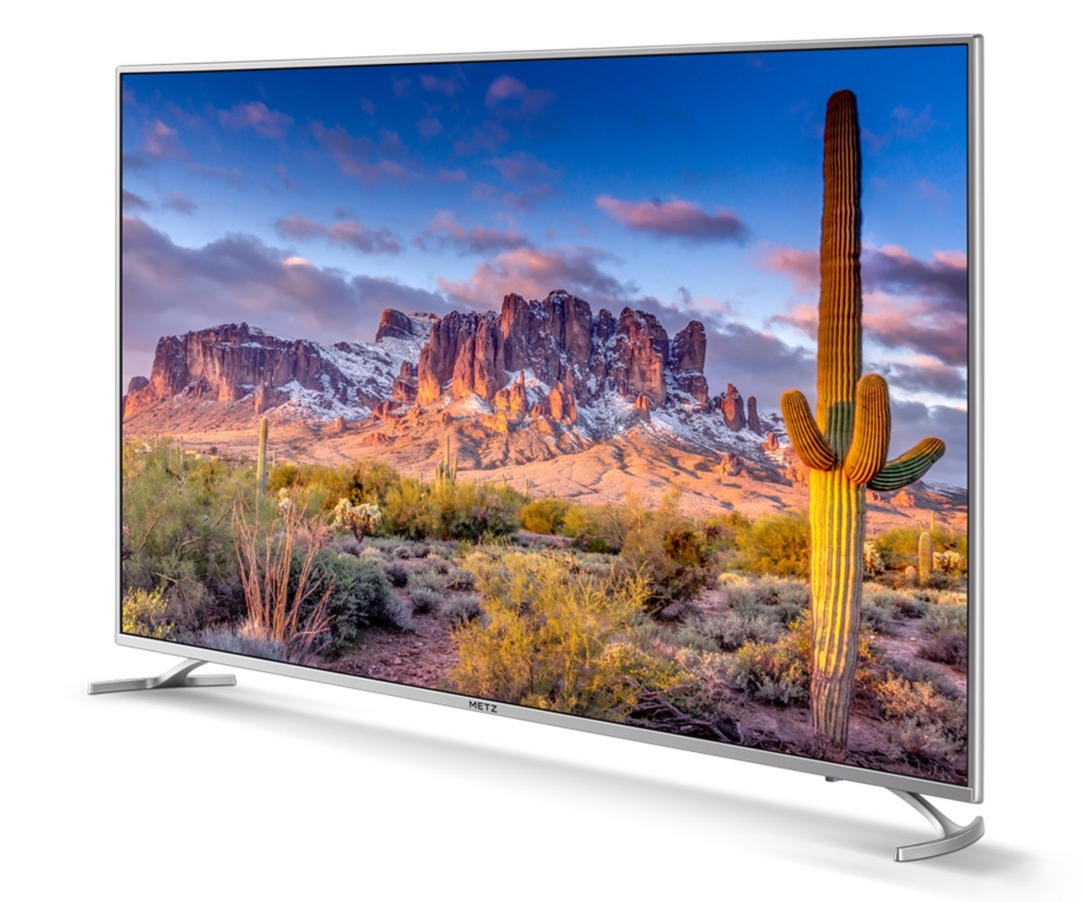 METZ blue UHD TV