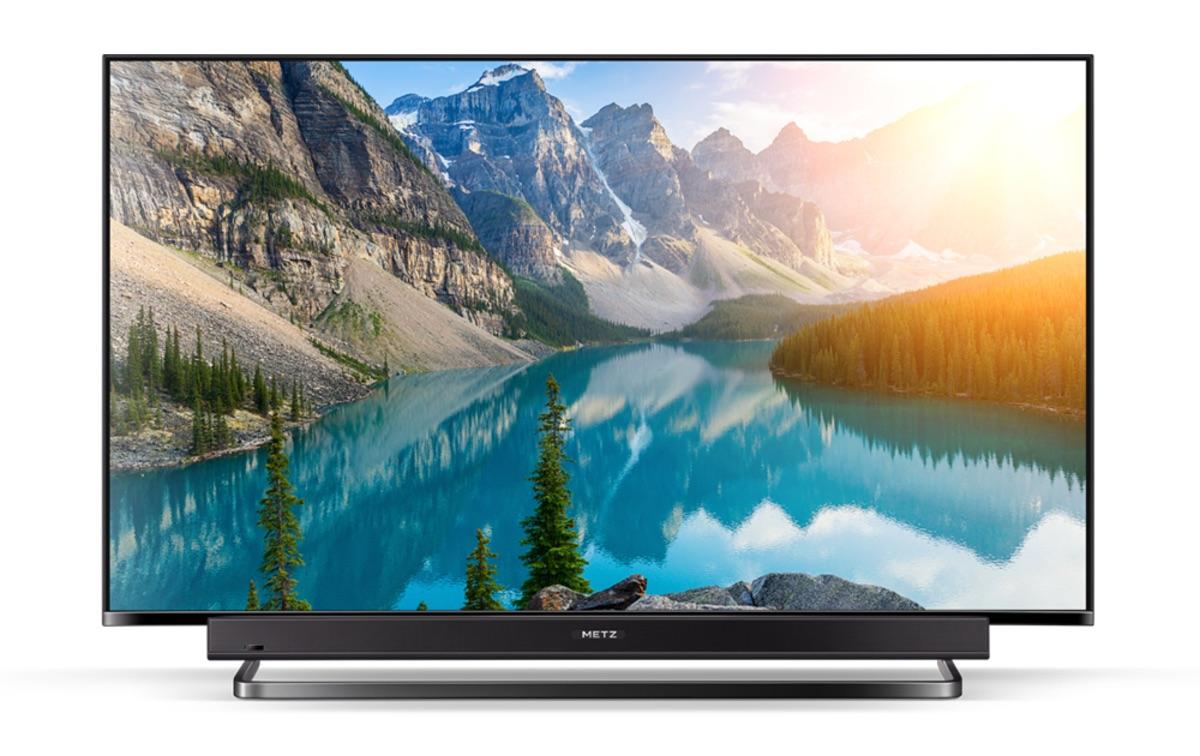 METZ blue Android TV MUB8001 - Fernsehen bei Sommerhitze