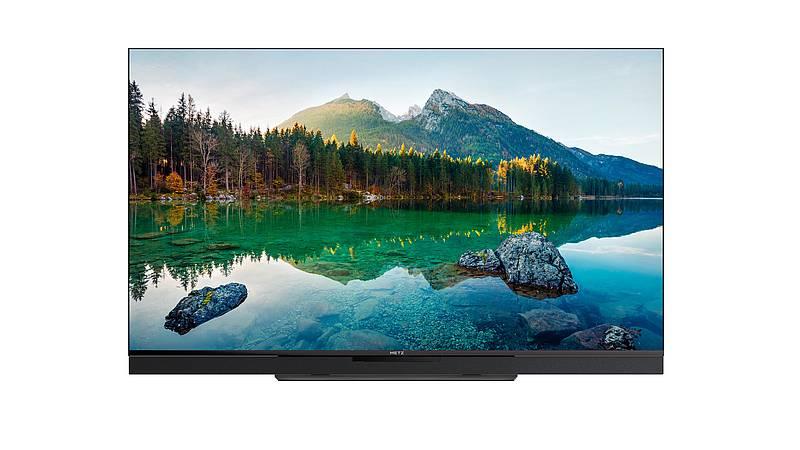 METZ blue Android TV UHD Auflösung