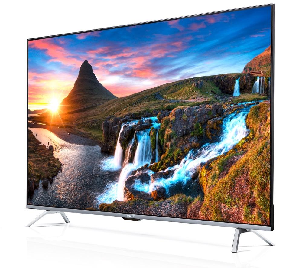 METZ blue Fernseher UHD, HDR und Direct-LED