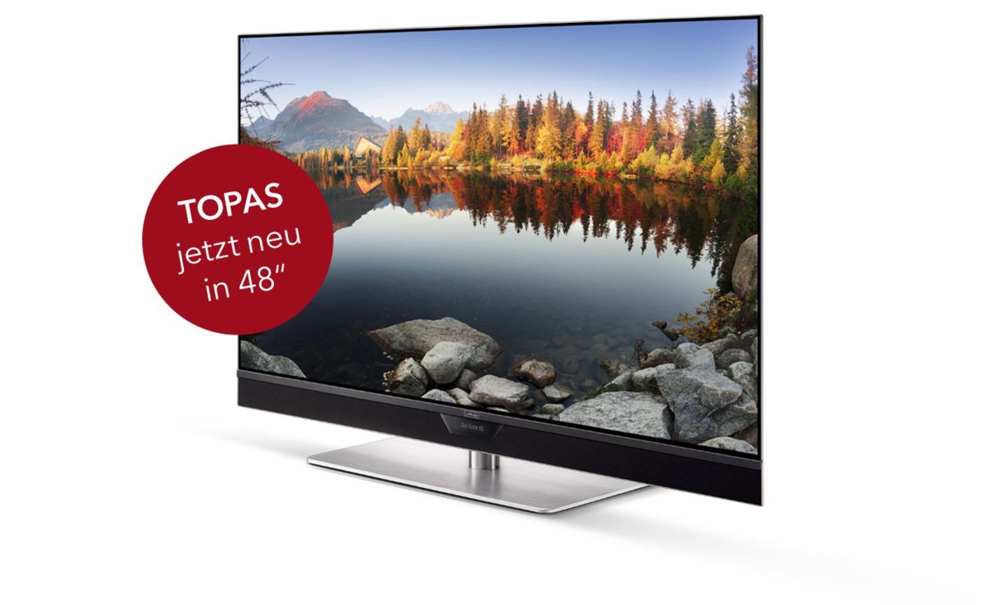 Metz OLED TV 48 Zoll