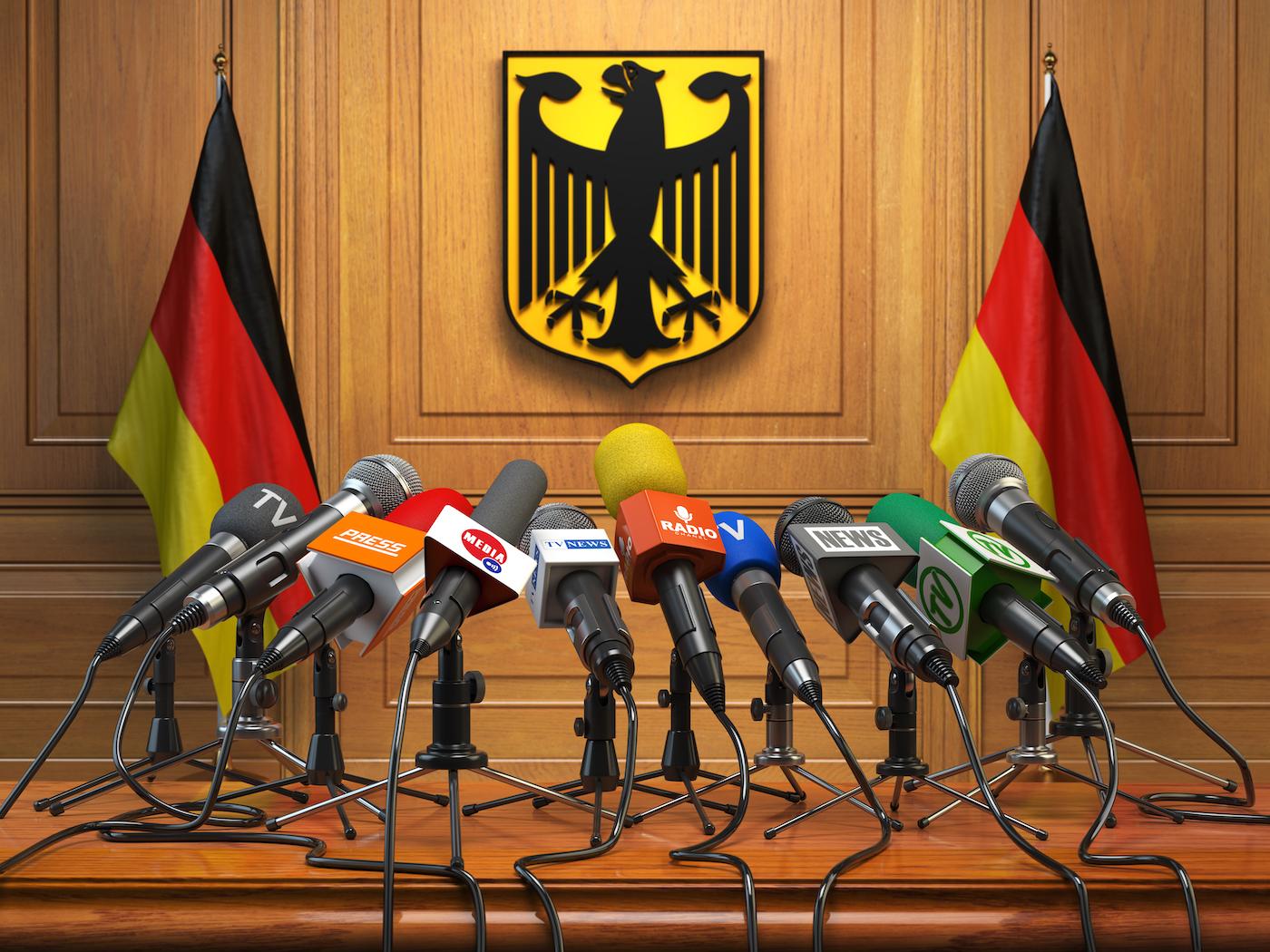 Bundestagswahl - Die meisten informieren sich am liebsten per TV-Sendungen